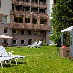 Отель Kongress Hotel Davos Швейцария, Давос - отзывы, цены и фото номеров - забронировать отель Kongress Hotel Davos онлайн бассейн фото 2
