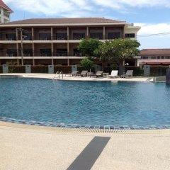Отель Marsi Pattaya бассейн фото 3
