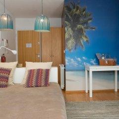 Отель Casas do Teatro Студия разные типы кроватей фото 9