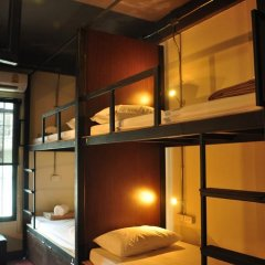 Sabye Club Hostel Бангкок бассейн