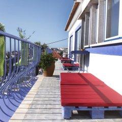 Отель Chill in Ericeira Surf House балкон