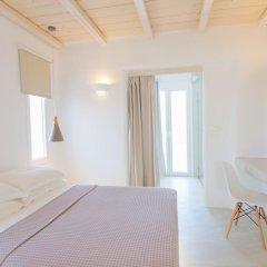 Отель Naxian Utopia Luxury Villas & Suites 3* Люкс с различными типами кроватей