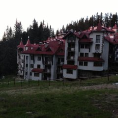 Апартаменты Ski Apartment in Castle Complex Апартаменты с различными типами кроватей фото 12