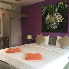 Baan Suan Ta Hotel 2* Улучшенный номер с различными типами кроватей фото 8