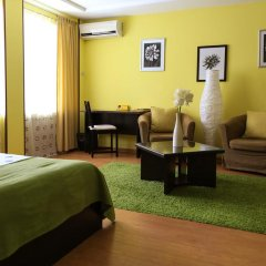 Гостиница Цветы Полулюкс разные типы кроватей фото 15