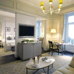 Отель Fairmont Le Montreux Palace 5* Полулюкс с различными типами кроватей фото 4