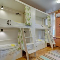 Good Mood Hostel Кровать в общем номере с двухъярусными кроватями
