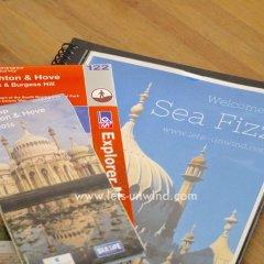 Отель Sea Fizz Великобритания, Брайтон - отзывы, цены и фото номеров - забронировать отель Sea Fizz онлайн городской автобус
