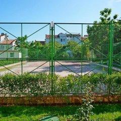 Апартаменты Gt Sunny Fort Apartments Солнечный берег спортивное сооружение