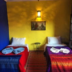 Отель Riad Naya Марокко, Марракеш - отзывы, цены и фото номеров - забронировать отель Riad Naya онлайн комната для гостей фото 4
