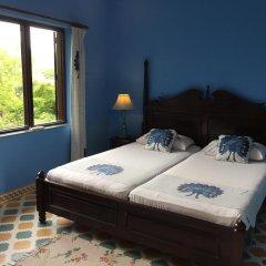 Отель Ikaki Niwas 3* Стандартный номер с различными типами кроватей