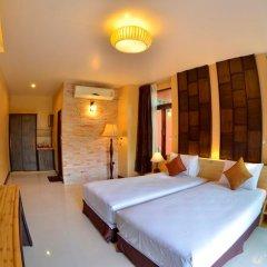 Отель Palm Leaf Resort Koh Tao 3* Номер Делюкс с различными типами кроватей фото 7