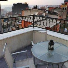 No10 Taksim Studios Турция, Стамбул - отзывы, цены и фото номеров - забронировать отель No10 Taksim Studios онлайн балкон