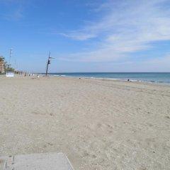 Отель Villa Dorada – Piscina Y Billar Испания, Калафель - отзывы, цены и фото номеров - забронировать отель Villa Dorada – Piscina Y Billar онлайн пляж