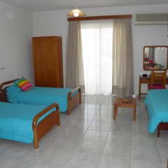 Отель Maria Studios & Apartments Греция, Петалудес - отзывы, цены и фото номеров - забронировать отель Maria Studios & Apartments онлайн комната для гостей фото 3