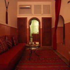 Отель Riad Zen House Марракеш интерьер отеля