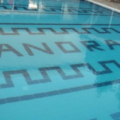 Отель Panorama Studios Родос бассейн фото 3