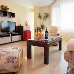 Отель Bright House 3* Улучшенные апартаменты с различными типами кроватей фото 7