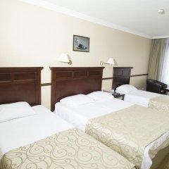 Topkapi Inter Istanbul Hotel 4* Стандартный семейный номер с двуспальной кроватью фото 13