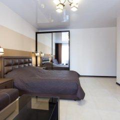 Гостиница 3 Studios on Lenina Avenue Апартаменты разные типы кроватей фото 3