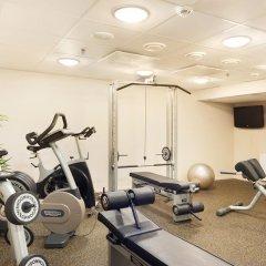 Отель Scandic Hakaniemi фитнесс-зал