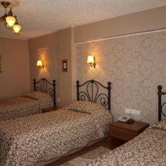 Hotel Nezih Istanbul комната для гостей фото 4