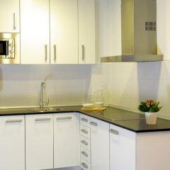 Апартаменты 08028 Apartments в номере