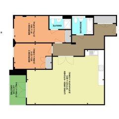 Отель City Apartment Великобритания, Брайтон - отзывы, цены и фото номеров - забронировать отель City Apartment онлайн интерьер отеля
