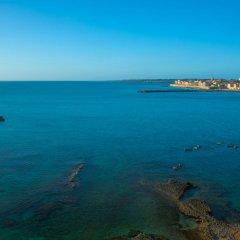 Отель MarLove Siracusa Италия, Сиракуза - отзывы, цены и фото номеров - забронировать отель MarLove Siracusa онлайн пляж фото 2