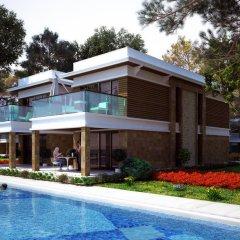 Отель Nirvana Lagoon Villas Suites & Spa 5* Люкс повышенной комфортности с различными типами кроватей фото 26