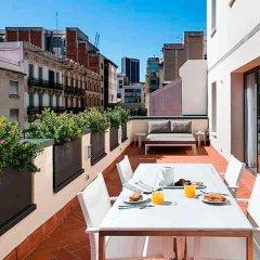 Отель Murmuri Barcelona Испания, Барселона - отзывы, цены и фото номеров - забронировать отель Murmuri Barcelona онлайн балкон