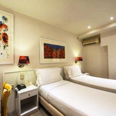 Отель Piraeus Dream 2* Стандартный номер с двуспальной кроватью фото 14