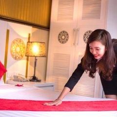 Hanoi Amanda Hotel 3* Номер Делюкс с различными типами кроватей фото 3