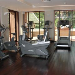 Отель Suuko Wellness & Spa Resort фитнесс-зал фото 3