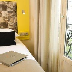 Отель Hôtel Palais De Chaillot 3* Стандартный номер с двуспальной кроватью фото 5