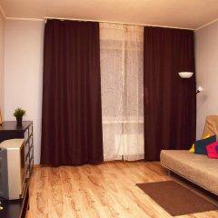 Апартаменты Pastel Apartment Екатеринбург комната для гостей фото 3