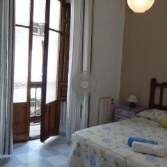 Отель Pensión Olympia 2* Стандартный номер с двуспальной кроватью (общая ванная комната) фото 20