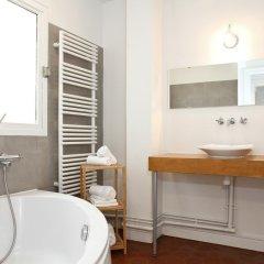 Апартаменты Notre Dame - Sorbonne Area Apartment Париж ванная