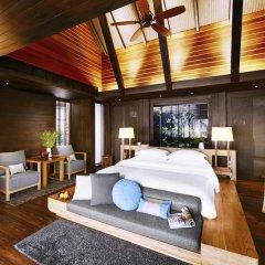 Отель The Tubkaak Krabi Boutique Resort 5* Улучшенный номер с различными типами кроватей