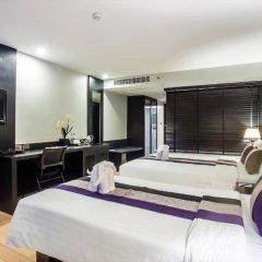 Nouvo City Hotel 4* Стандартный номер с различными типами кроватей фото 2