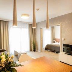 Отель Invite Wroclaw 4* Люкс с различными типами кроватей фото 8
