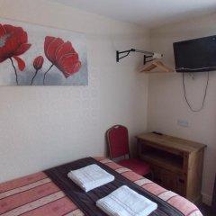The Trafford Hotel удобства в номере фото 2
