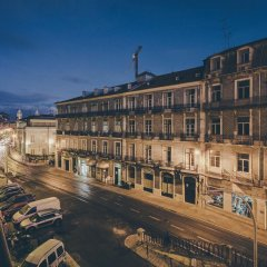 Апартаменты Deco Gem Bica Luxury Apartment балкон