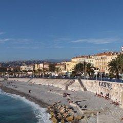 Отель Appartement le Fighiéra пляж фото 2