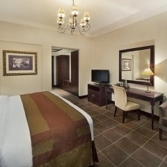 Отель Arabian Ranches Golf Club Номер Делюкс с различными типами кроватей фото 3
