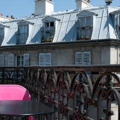 Отель Odessa Montparnasse Париж спортивное сооружение