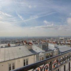 Отель Timhotel Montmartre 3* Номер Комфорт фото 4