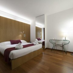 Отель Carlyle Brera 4* Улучшенный номер с различными типами кроватей фото 3