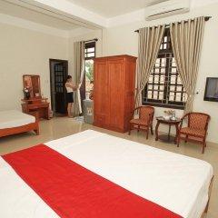 Отель Hoi An Hao Anh 1 Villa Улучшенный номер с 2 отдельными кроватями фото 2