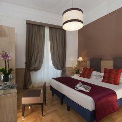 Отель Nord Nuova Roma 3* Стандартный номер с различными типами кроватей фото 8